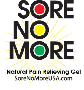 sore no more WITH website